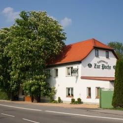 Gaststätte Zur Poche, Mattstedt, Thüringen