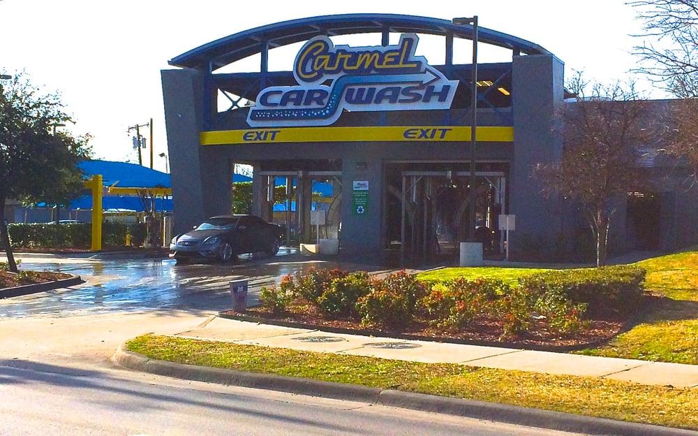 Carmel Car Wash Reviews