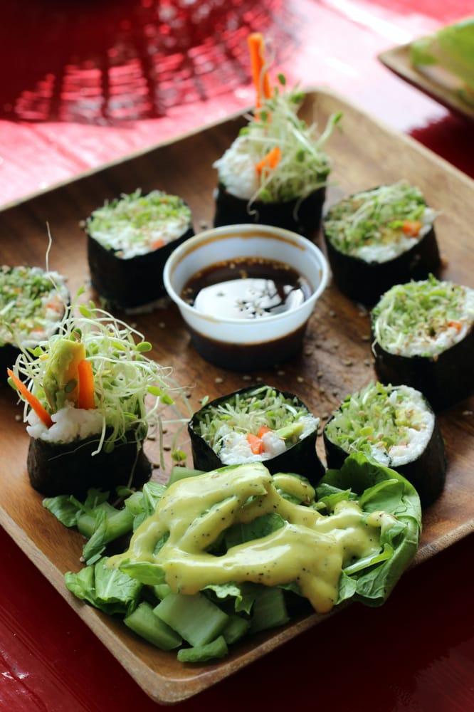 Rainbow Living Foods 47 Fotos Veganes Restaurant