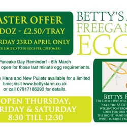 Bettys Farm Shop, Derby