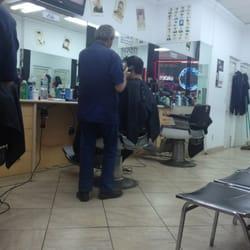 Eddies Barber Shop - Astoria, NY, USA
