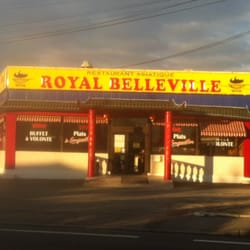 Royal Belleville - Wok d'Or, Bordeaux, France