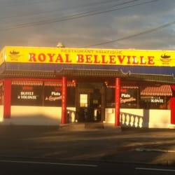 Royal Belleville - Wok d'Or, Bordeaux, France