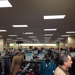Nordstrom Rack Department Stores Union Square New