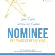 4 Paws Vets, London