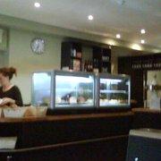 The bar at Imbiss