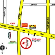 Safe & Secure Live Scan Fingerprint - A map of our location - Torrance, CA, Vereinigte Staaten