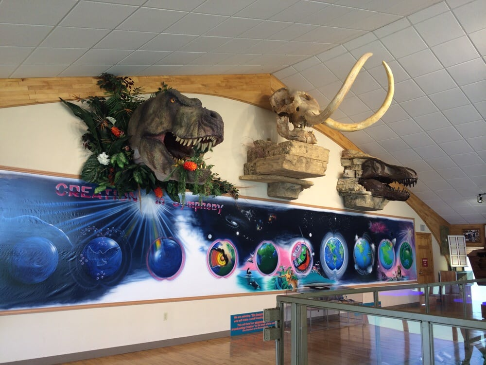 Creation Evidence Museum Musei 3102 Fm 205 Glen Rose