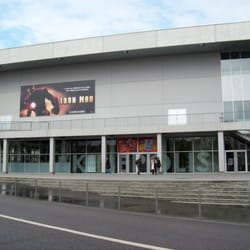 Kinepolis - Nancy, Meurthe-et-Moselle, France. kinépolis nancy