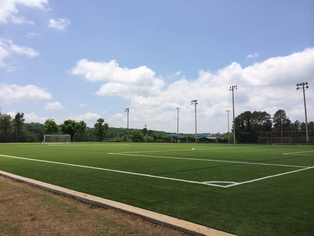 Waller Park Roswell ga Waller Park Extension Turfed Soccer Field Roswell ga United States