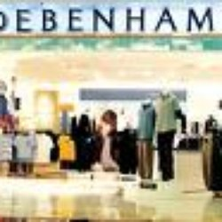 debenhams, Dunfermline, Fife, UK