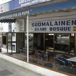 Suomalainen Baari Bar Bosque, Palma de Mallorca, Balears, Spain
