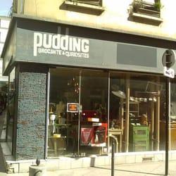 Pudding, Paris