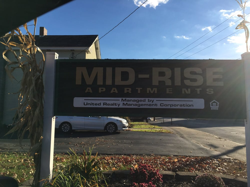 Mid Rise Apartments Mechanicville Ny