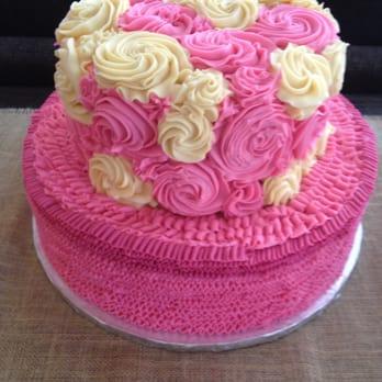 Elizabeth s cakes plano tx united states bridal shower cake from