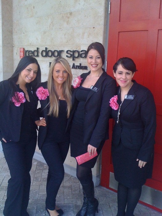 The Red Door Salon And Spa Gaithersburg