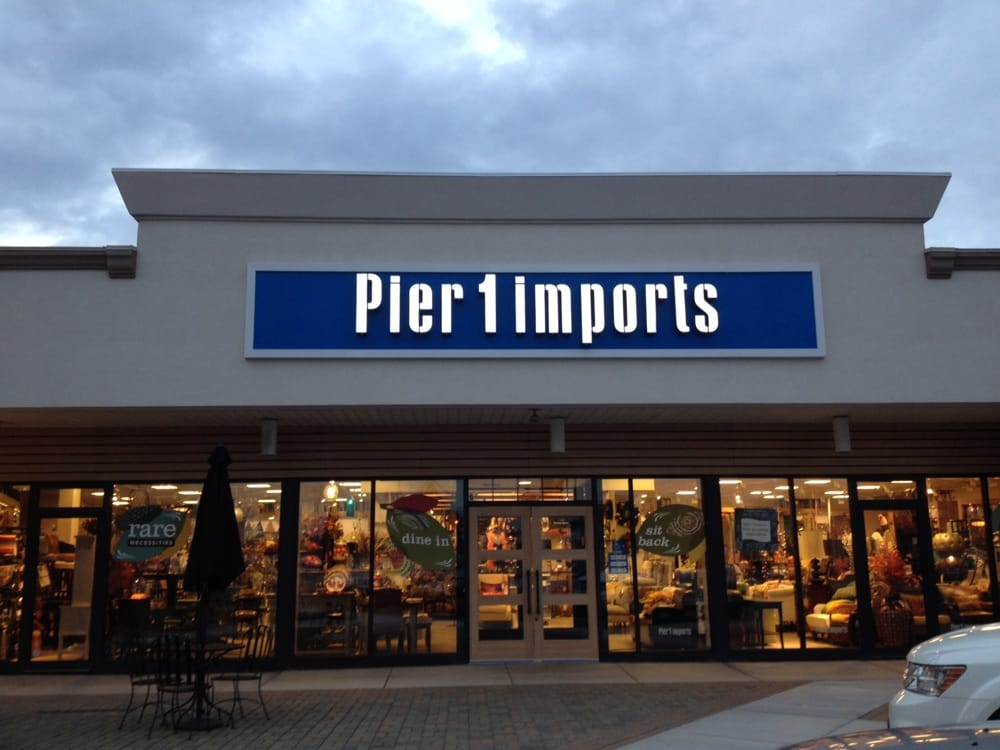 Pier 1 imports furniture stores 1600 washington rd for Pier import oran