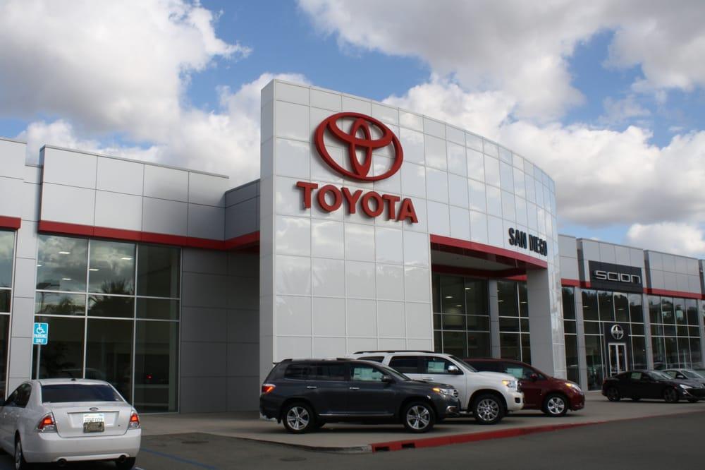 Toyota San Diego - Photos For Toyota Sango Yelp