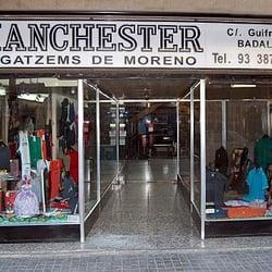 Manchester, Badalona, Barcelona, Spain