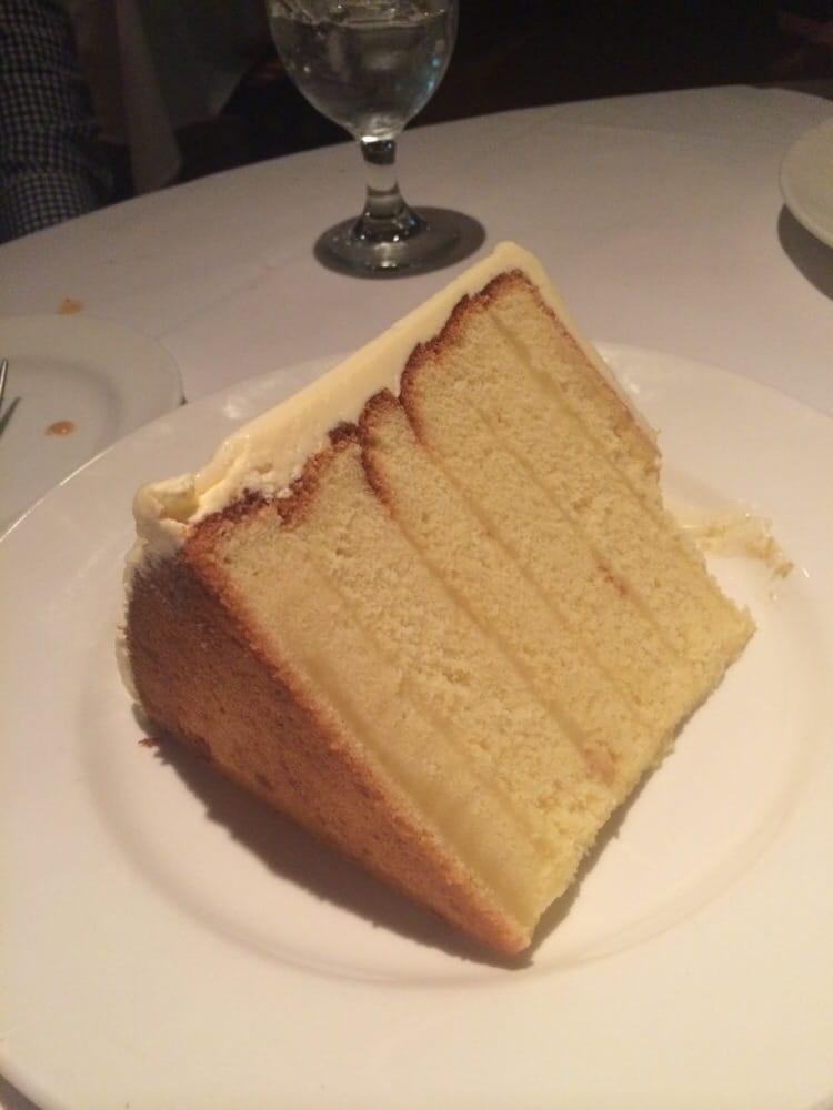 Del Frisco S Lemon Cake Order