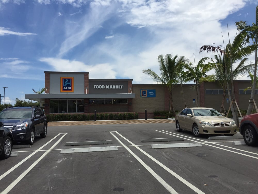 aldi - grocery - royal palm beach  fl - photos