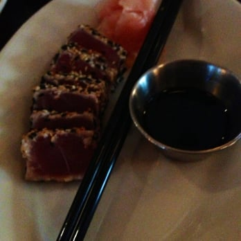 The Grill on the Alley - Ahi tuna - San Jose, CA, Vereinigte Staaten