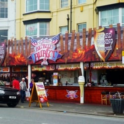 All American Big'n'Beefy Burger Co., Rhyl, Denbighshire