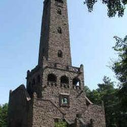 Bismarckturm, Bad Dürkheim, Rheinland-Pfalz
