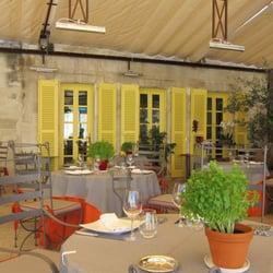 Restaurant Christian Etienne, Avignon, Vaucluse, France