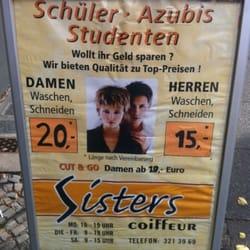Sisters coiffeur, Berlin