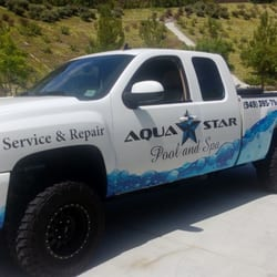 Aqua Star Pool and Spa logo