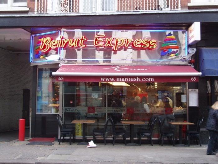 Beirut Express London Beirut Express London