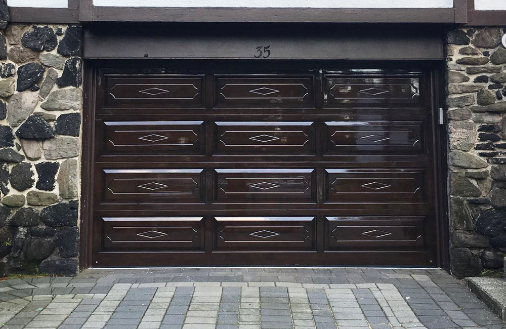 beautiful garage door