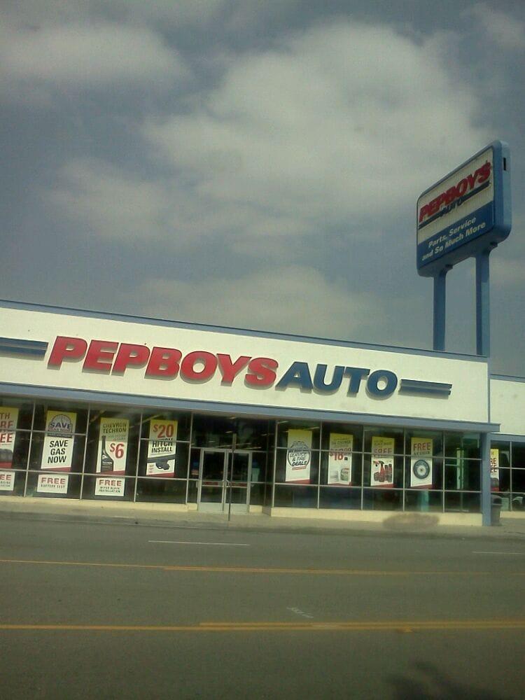 Pep Boys Auto Parts & Service - Auto Repair - Yelp