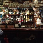 The bar (can you tell they collect…