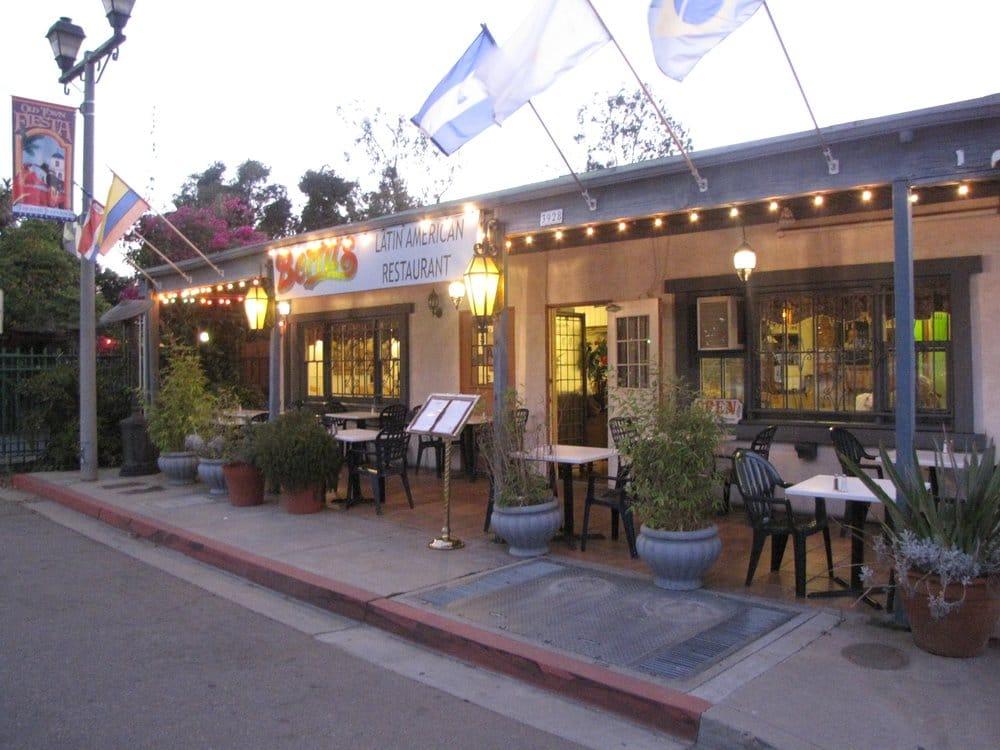 berta s latin american restaurant latin american