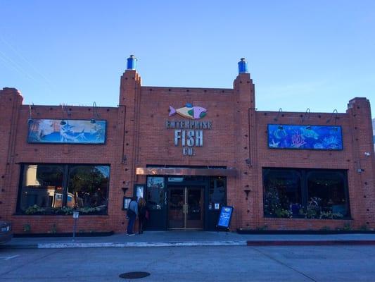 Enterprise fish co seafood santa monica ca yelp for Fish enterprise santa monica