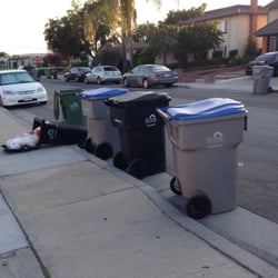 City Of San Jose Garbage Amp Recycling Public Services