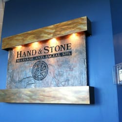 Hand & Stone Massage and Facial Spa logo