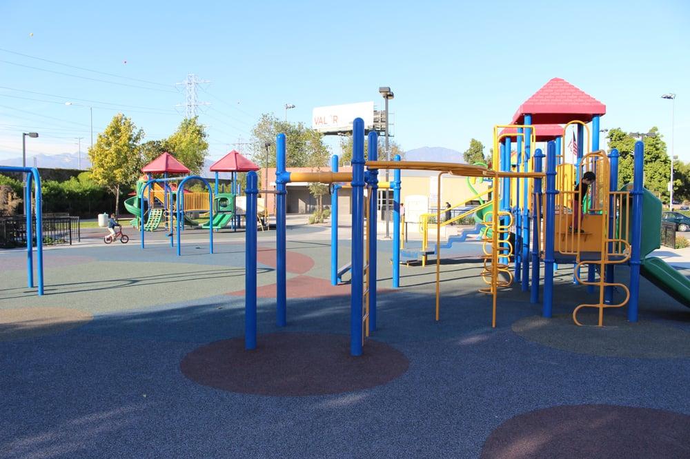 Barnes Park - Playgrounds - Baldwin Park, CA - Yelp