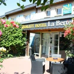 Quality hotel la bertelière - St Martin du Vivier, Seine-Maritime, France. LA BERTELIERE