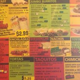 Memo S Mexican Food