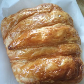 Glazed Cheese Croissants Recipe — Dishmaps