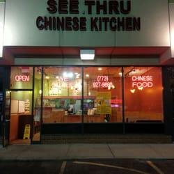 See Thru Chinese Kitchen Chinese Chicago Il Yelp