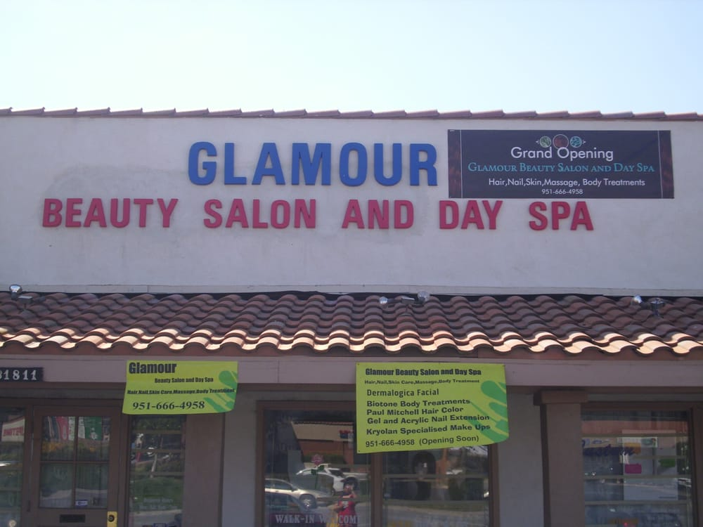 Glamour salon and day spa hairdressers lake elsinore for 3 day spa