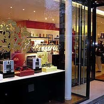 boutique nespresso coffee tea shops champs elys es. Black Bedroom Furniture Sets. Home Design Ideas