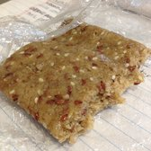 Hubbard & Cravens Coffee And Tea - Flax seed power bar - Indianapolis, IN, Vereinigte Staaten