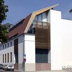 Stadtbibliothek - Bad Homburg, Hessen, Deutschland