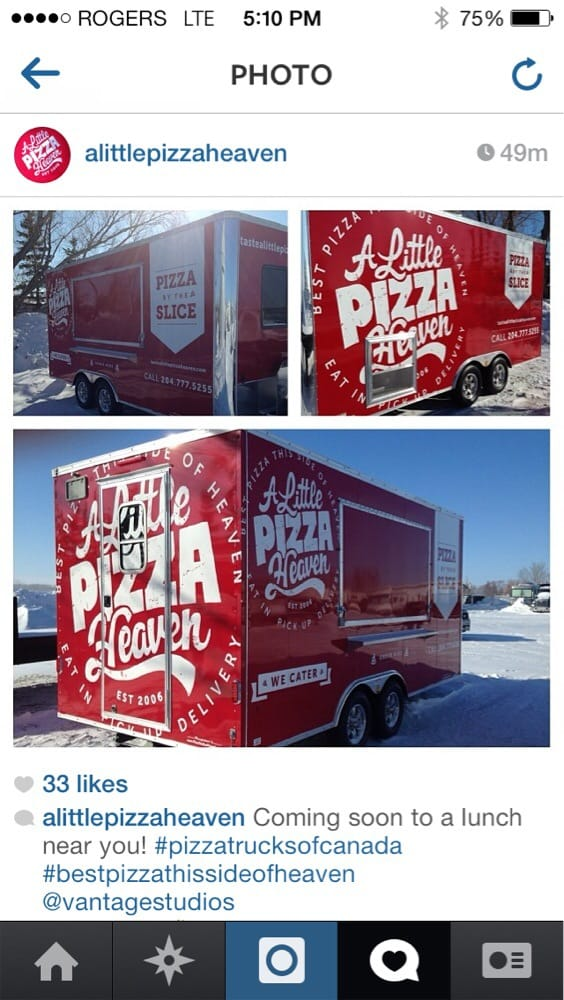Little pizza heaven coupons