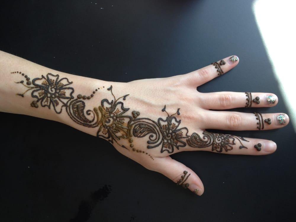 Henna Tattoo Eyebrows : Henna brows near me makedes